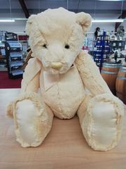 My First Charlie Bears Large CUSTARD YELLOW 45cm