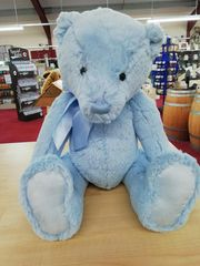 My First Charlie Bears Large POWDER BLUE 45cm