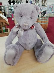 My First Charlie Bears Large PEBBLE GREY 45cm