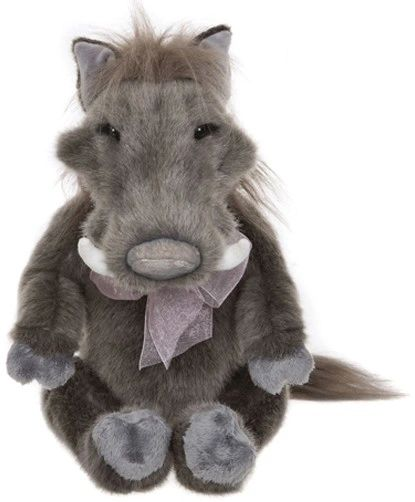 NEW 2019! Charlie Bears Bearhouse WINDYPOPS Warthog 33cm