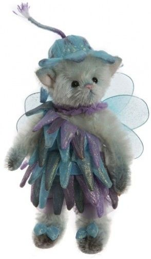 NEW 2019! Charlie Bears Minimo Mohair DRAGONFLY 17cm (Limited to 600 Worldwide)
