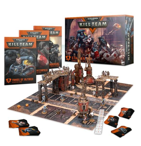 SALE NOW ON! Warhammer 40,000: Kill Team Starter Set (Only Available In Store)