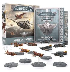 SALE NOW ON! Aeronautica Imperialis: Wings of Vengeance (INSTORE ONLY)