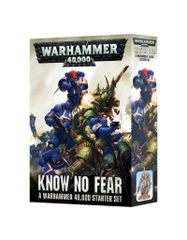 SALE NOW ON! Know No Fear: A Warhammer 40,000 Starter Set (INSTORE ONLY)