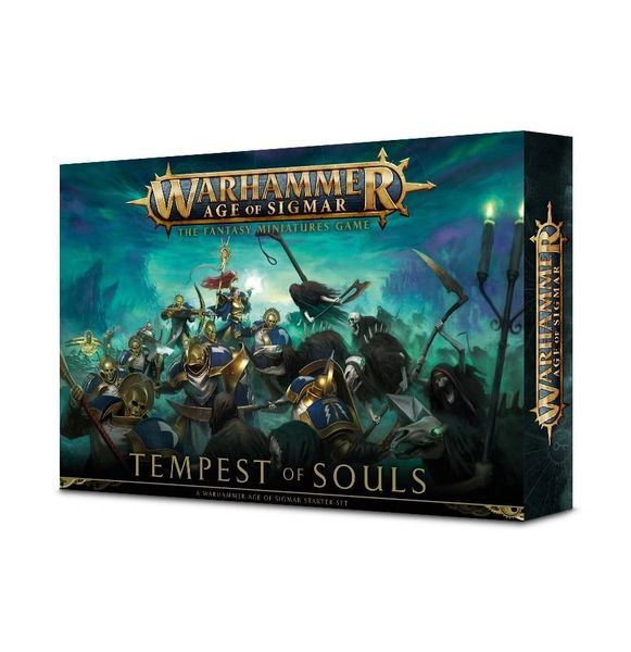 SALE NOW ON! Warhamer Age of Sigmar Tempest of Souls Starter Set (INSTORE ONLY)