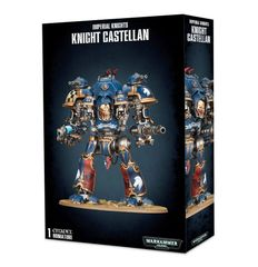 SALE NOW ON! Imperial Knights Knight Castellan (INSTORE ONLY)