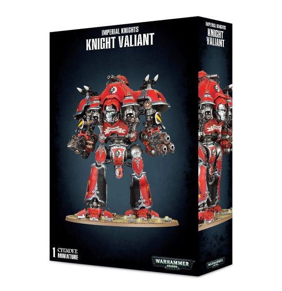 SALE NOW ON! Imperial Knights Knight Valiant (INSTORE ONLY)