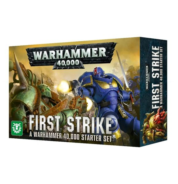 SALE NOW ON! First Strike: A Warhammer 40,000 Starter Set (INSTORE ONLY)