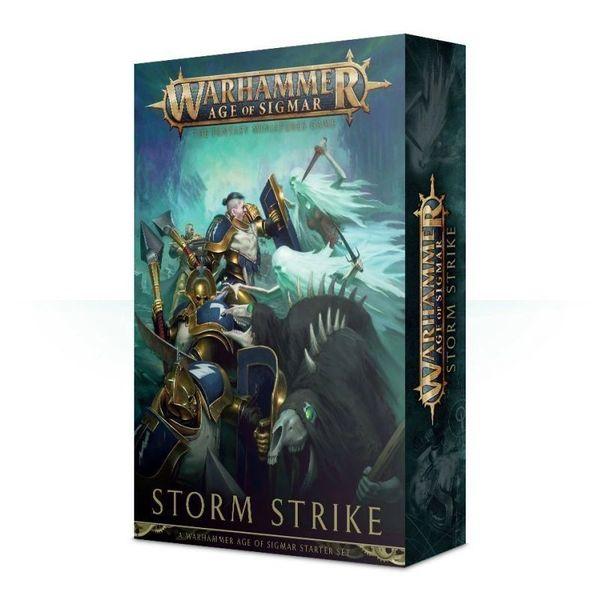 SALE NOW ON! Warhammer Age of Sigmar Storm Strike Starter Set (INSTORE ONLY)