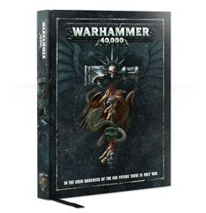 SALE NOW ON! Warhammer 40K Rulebook (INSTORE ONLY)