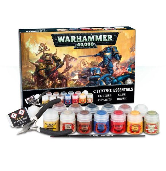 SALE NOW ON! Warhammer 40,000 Citadel Essentials Set (INSTORE ONLY)