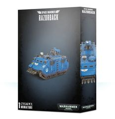 ON SALE NOW! Space Marines Razorback (INSTORE ONLY)