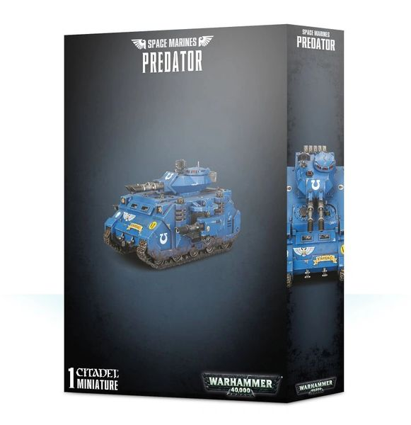 ON SALE NOW! Space Marines Predator (INSTORE ONLY)