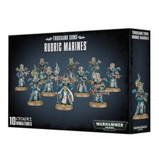 SALE NOW ON! Thousand Sons Rubric Marines (INSTORE ONLY)
