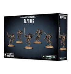 SALE NOW ON! Chaos Space Marines Raptors (INSTORE ONLY)