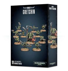 SALE NOW ON! Ork Gretchin (INSTORE ONLY)