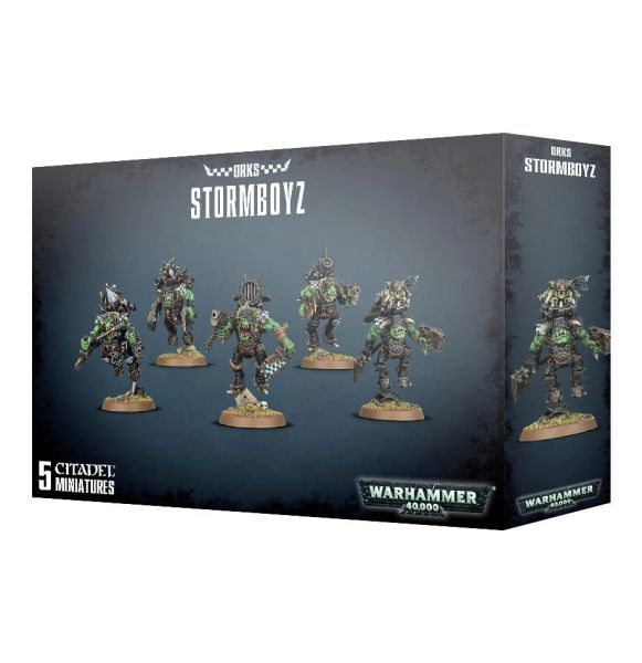 SALE NOW ON! Ork Stormboyz (INSTORE ONLY)