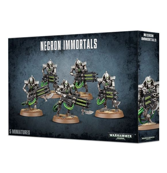 SALE NOW ON! Necron Immortals (INSTORE ONLY)