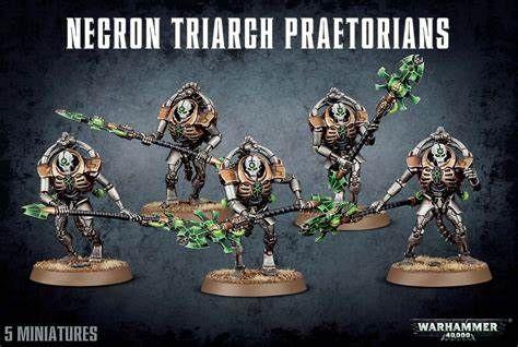 SALE NOW ON! Necron Triarch Praetorians (INSTORE ONLY)