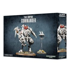 SALE NOW ON! T'au Empire Commander (INSTORE ONLY)