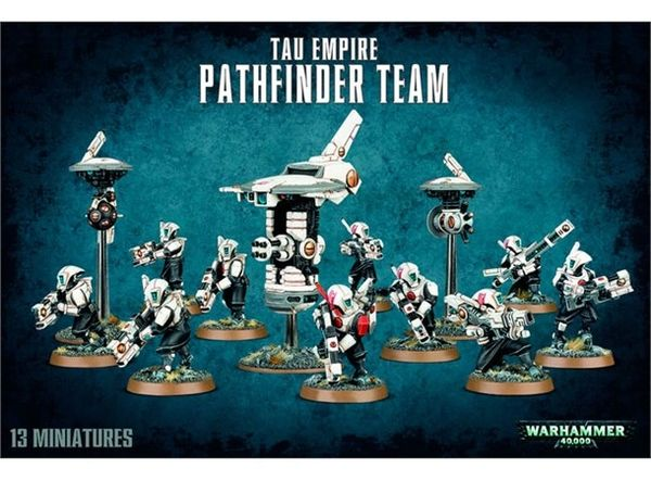SALE NOW ON! Tau Empire Pathfinder Team (INSTORE ONLY)