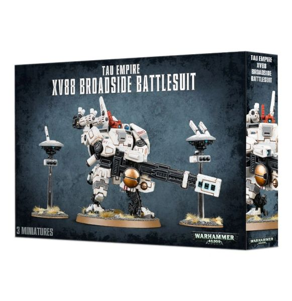 SALE NOW ON! Tau Empire XV88 Broadside Battlesuit (INSTORE ONLY)