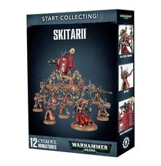 SALE NOW ON! Start Collecting! Skitarii (INSTORE ONLY)