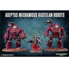 SALE NOW ON! Adeptus Mechanicus Kastelan Robots (INSTORE ONLY)