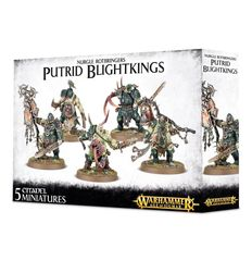 SALE NOW ON! Putrid Blightkings (INSTORE ONLY)