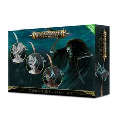 SALE NOW ON! Nighthaunt + Paint Set (INSTORE ONLY)