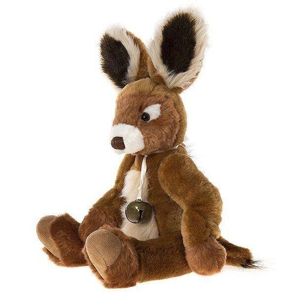 HALF PRICE! 2017 Charlie Bears DORIS Donkey 36cm