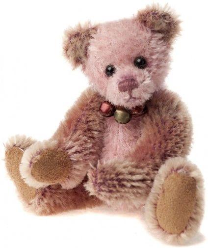 HALF PRICE! Charlie Bears Minimo Mohair Keyring SANDAL 13cm (Limited to 1200 Worldwide)