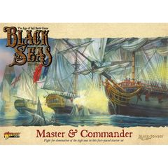 Warlord Games BLACK SEAS Master & Commander Starter Set