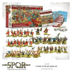 Warlord Games SPQR A Clash Of Heroes Starter Set