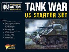 Warlord Games BOLT ACTION Tank War: US starter set