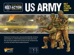 Warlord Games BOLT ACTION US Army starter army