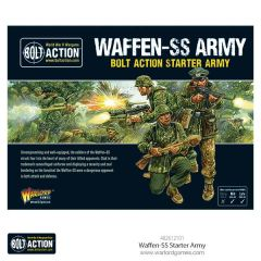 Warlord Games BOLT ACTION German Waffen SS Starter Army