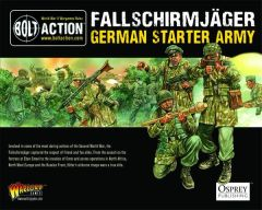 Warlord Games BOLT ACTION German Fallschirmjager Starter Army