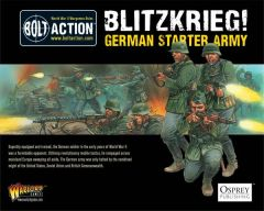 Warlord Games BOLT ACTION Blitzkrieg German Starter Army