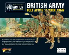 Warlord Games BOLT ACTION British Army Starter Army