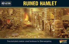Warlord Games BOLT ACTION Ruined Hamlet
