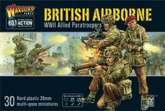 Warlord Games BOLT ACTION British Airborne WWII Allied Paratroopers