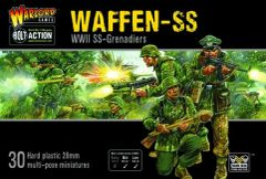 Warlord Games BOLT ACTION Waffen SS