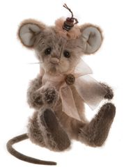 2019 Charlie Bears Minimo DIAMOND Something Old Wedding Belles Series (LIMITED TO 600 WORLDWIDE)