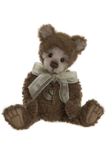 NEW! 2019 Charlie Bears TIMMY TED Isabelle Mohair Collection 23cm (Limited to 300 Worldwide)
