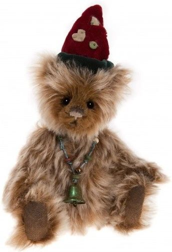 SPECIAL OFFER! Charlie Bears Minimo MR COBBLER 15cm (Limited to 1200 Worldwide)