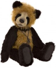 SPECIAL OFFER! Charlie bears Isabelle Mohair WASHINGTON 48cm (Limited to 400 Worldwide)