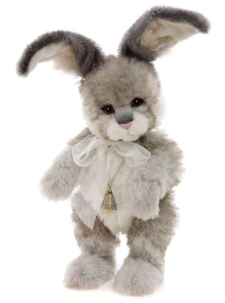 SPECIAL OFFER! Charlie Bears Isabelle Mohair SPAN Bunny 33cm (Limited Edition of 250)