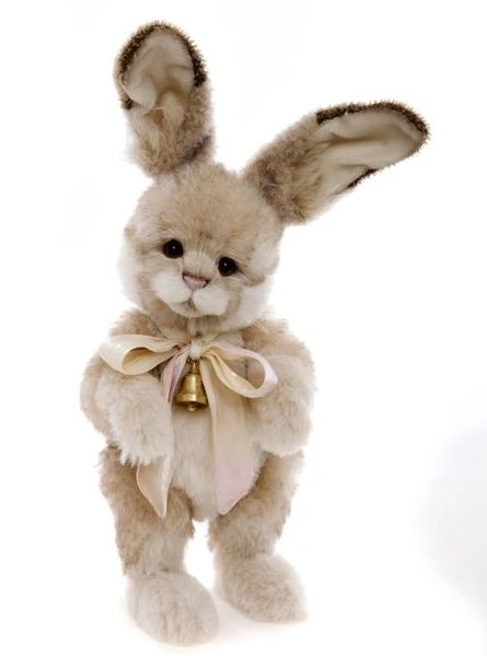 SPECIAL OFFER! Charlie Bears Isabelle Mohair SPICK Bunny 33cm (Limited Edition of 250)