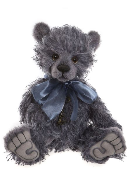 NEW 2019 Charlie Bears Isabelle Mohair DAPPER 34cm (Limited to 275 Worldwide)